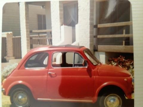 1967 Fiat 500 Bambino