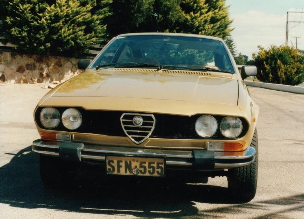 1988 Alfa Romeo ALFETTA GT