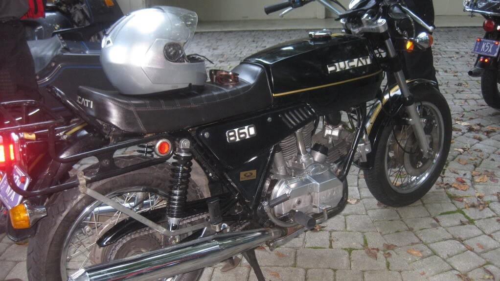 1978 Ducati 860