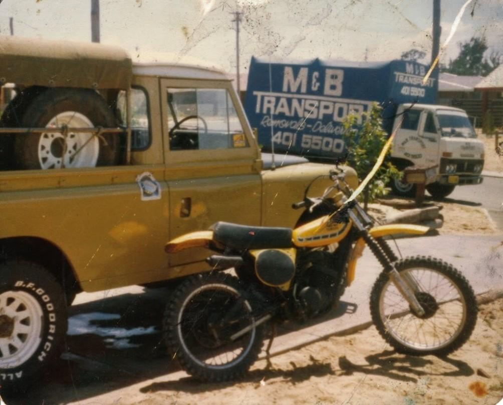 1979 Land Rover LWB 4cyl