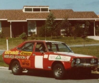 1985 Mazda RX4