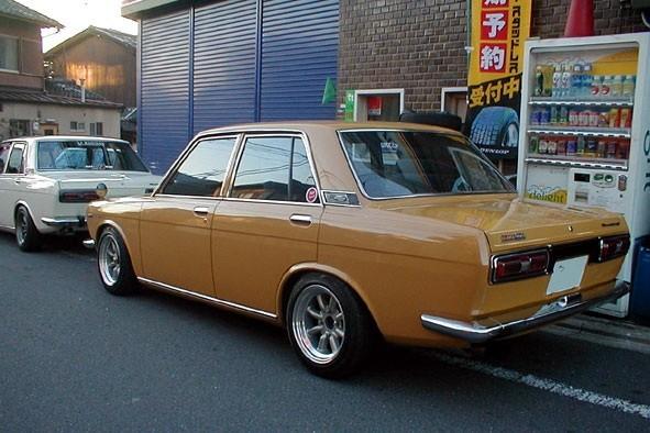 1978 Datsun 1600