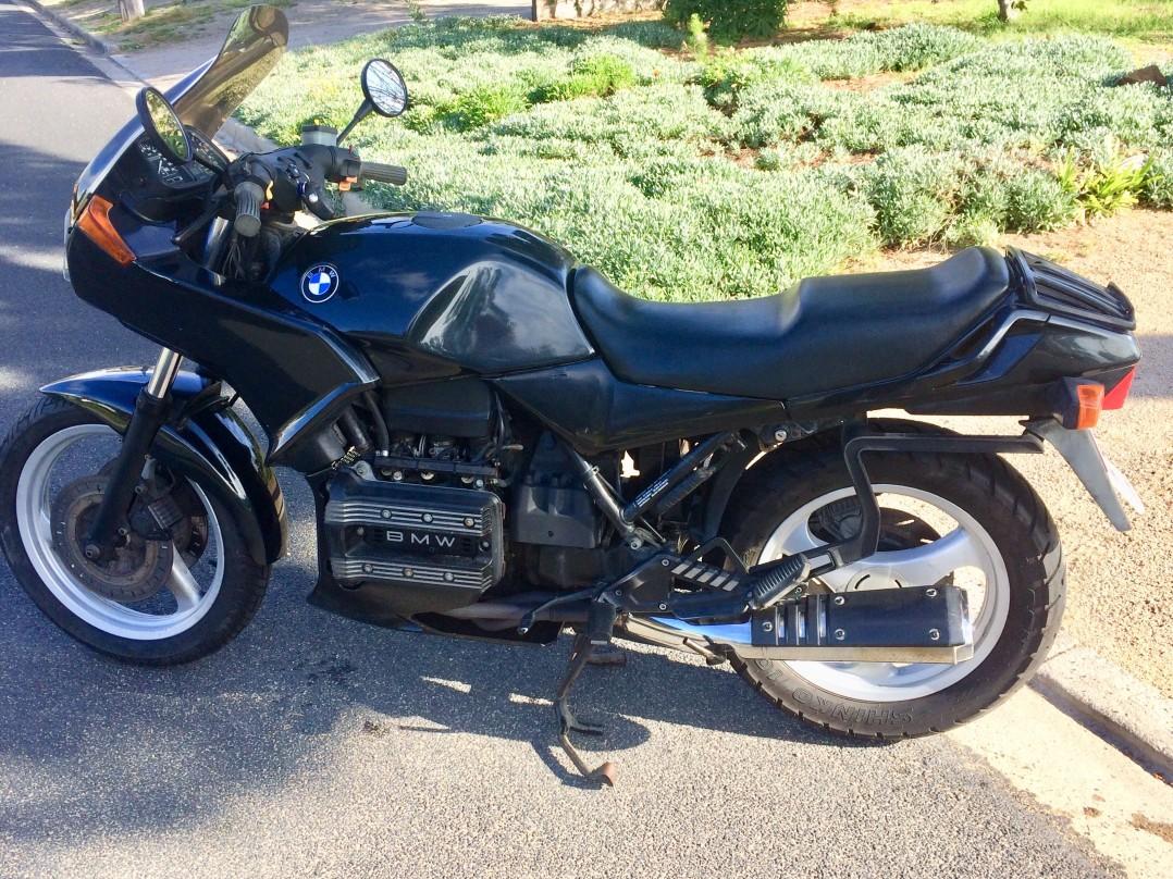 1994 BMW 740cc K75S