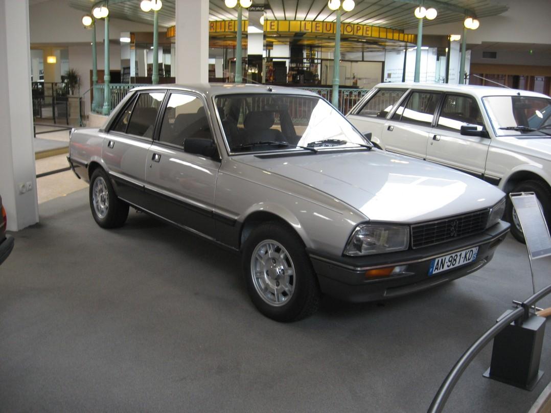 1985 Peugeot 505 GTi