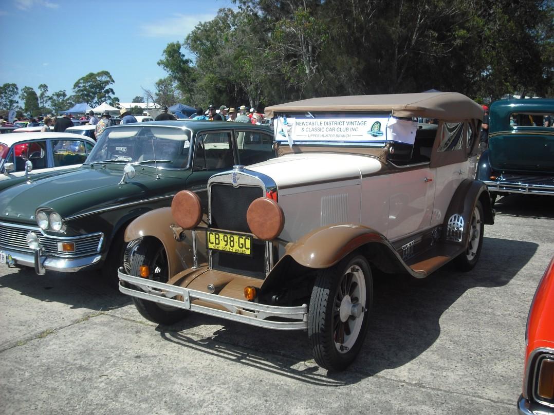 1929 Chevrolet AC National Tourer