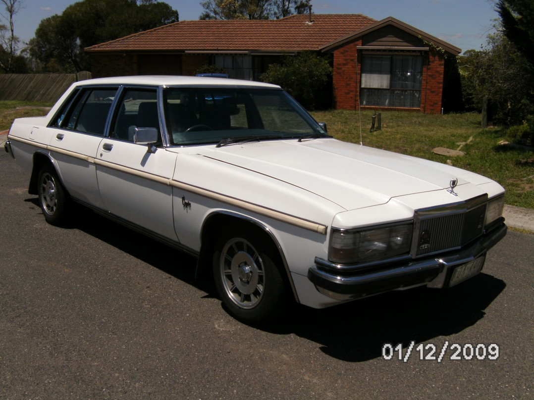 1982 Holden STATESMAN CAPRICE