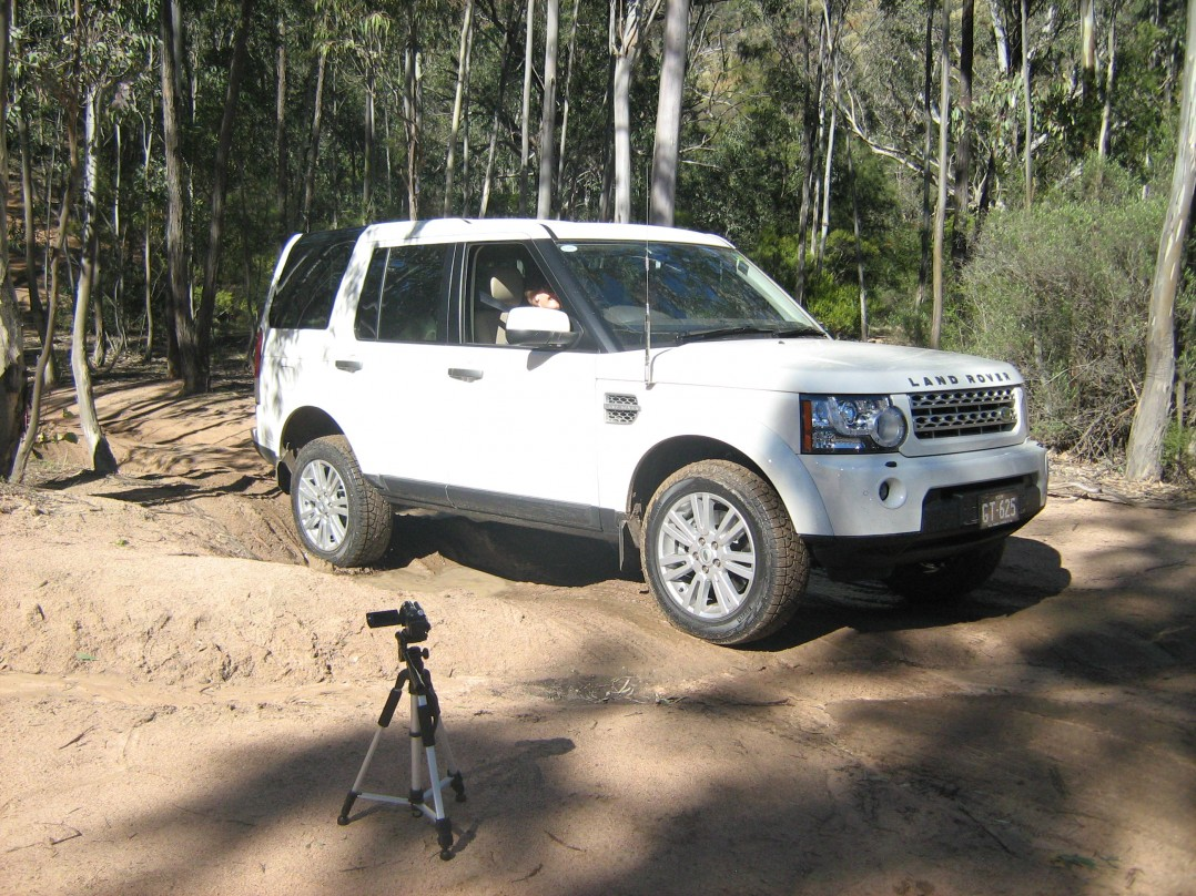 2010 Land Rover DISCOVERY HSE