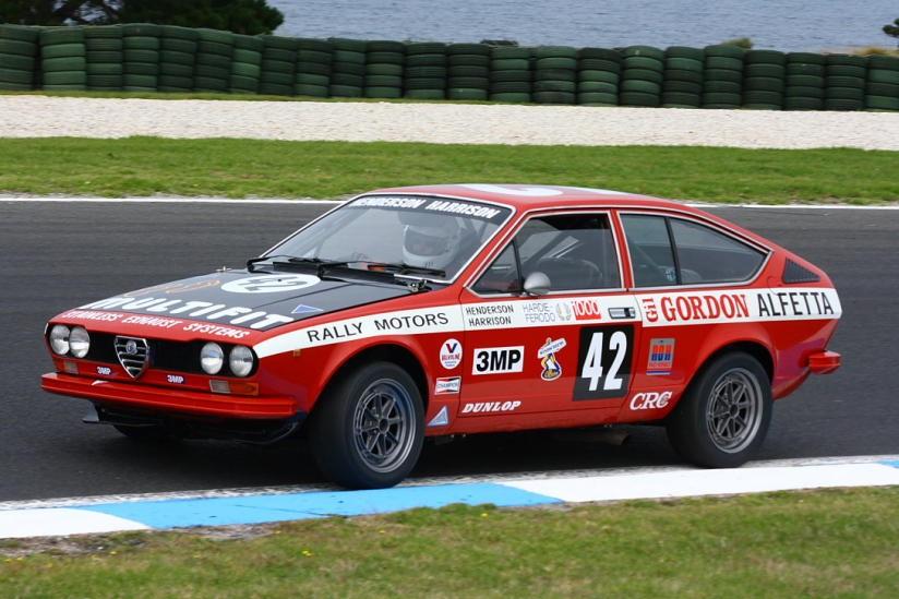 1976 Alfa Romeo Alfetta GTAm