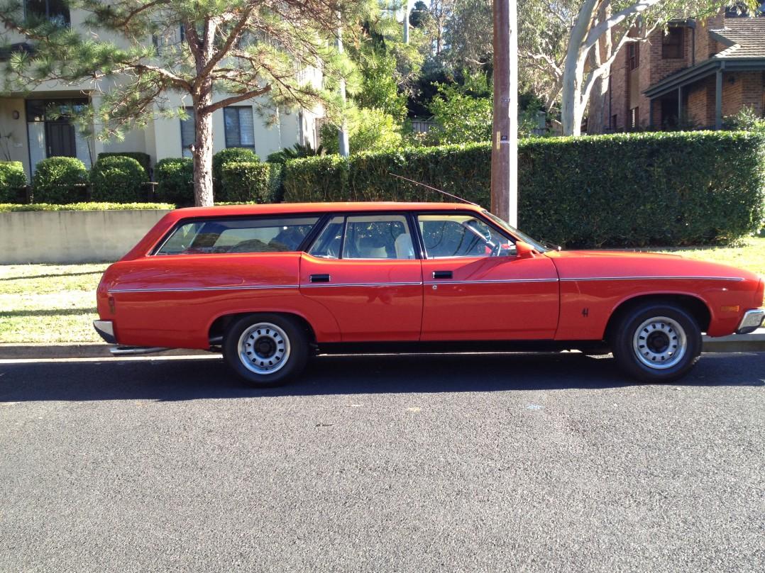 1978 Ford FALCON 500