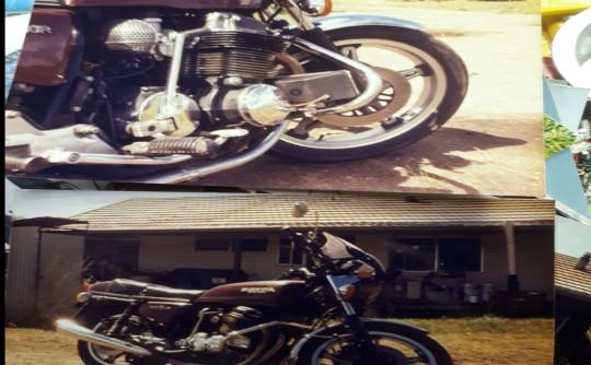 1978 Honda Cb750f2