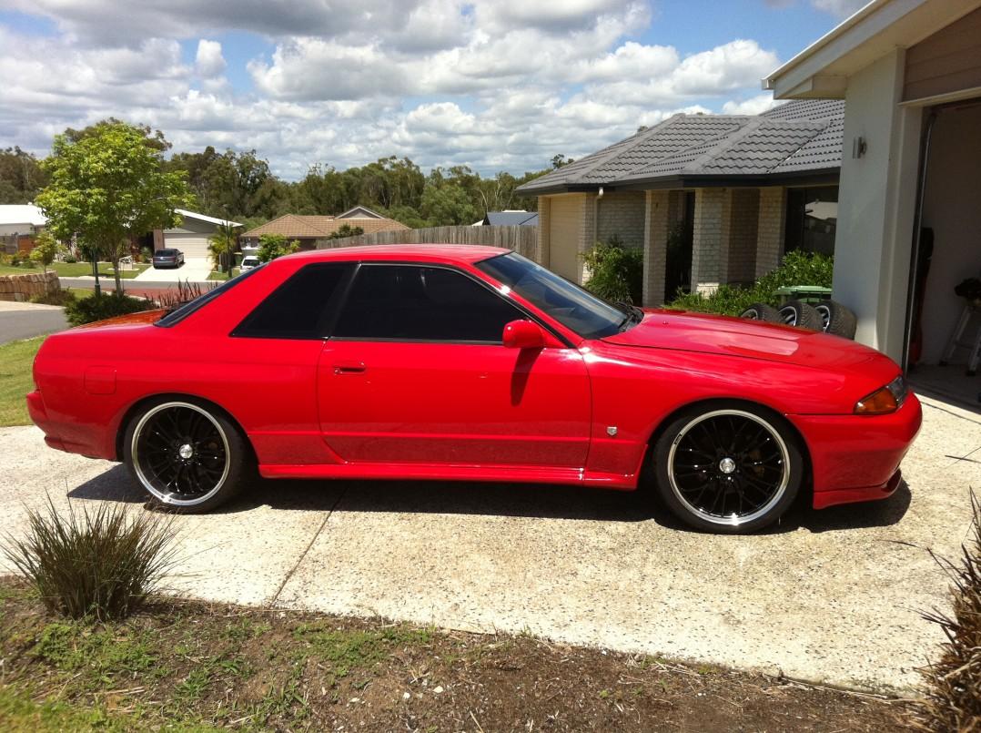 1991 Nissan GTR