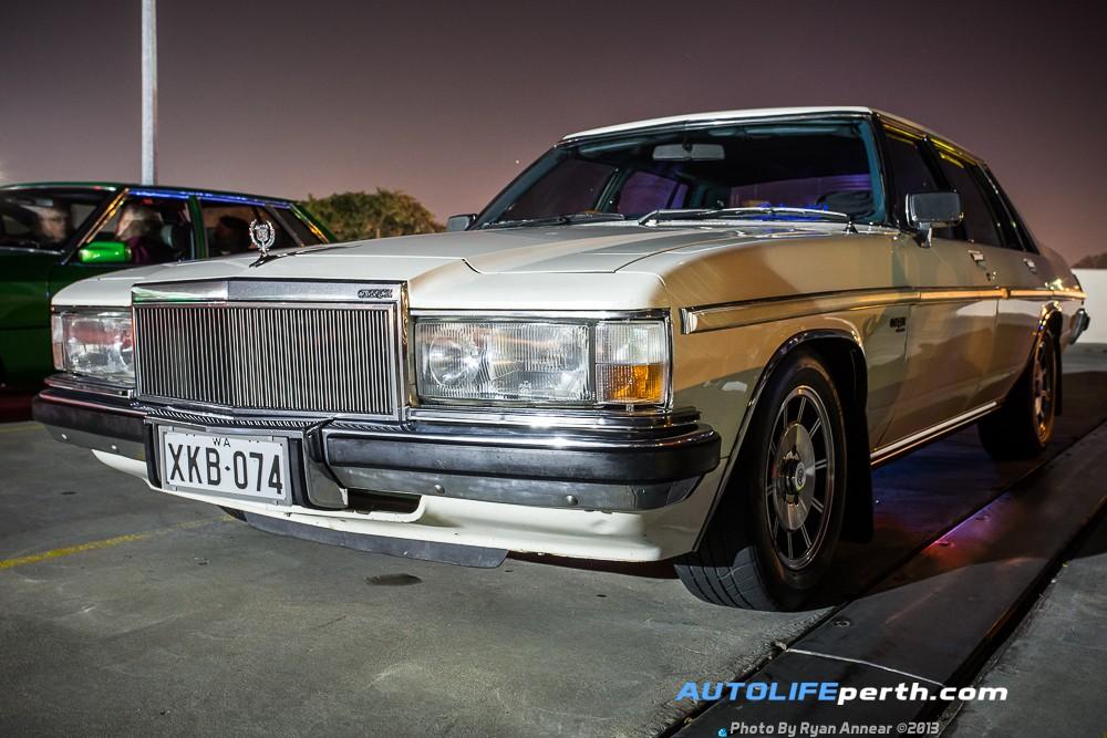 1984 Holden CAPRICE