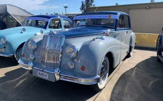 1953 Armstrong Siddeley Sapphire Mark 1