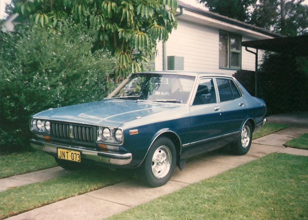 1979 Nissan 200 SX LUXURY