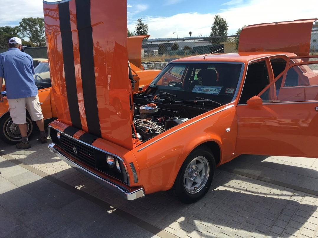 1973 Leyland P76 Super V8