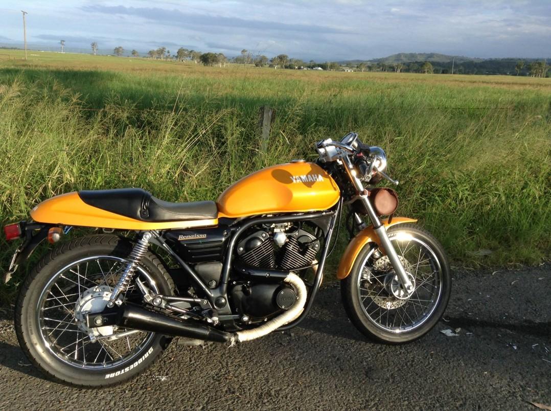 1997 Yamaha 249cc SRV250