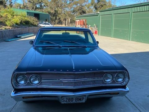 1965 Chevrolet Elcamino