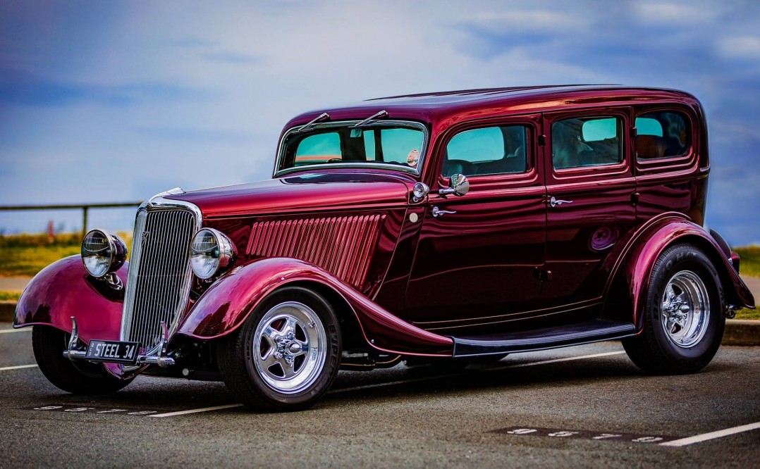 1934 Ford 40A