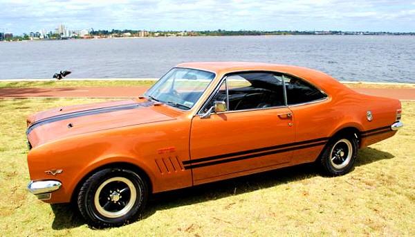 1970 Holden MONARO GTS 350 Bathurst Special
