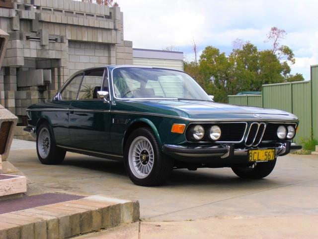 1972 BMW 3.0CSi