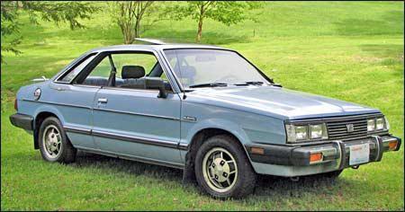 1982 Subaru LEONE DL