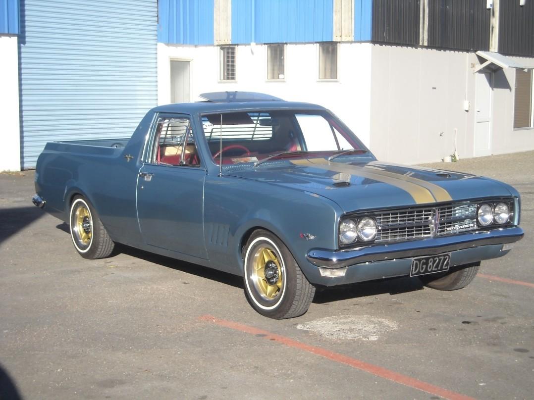 1968 Holden PREMIER