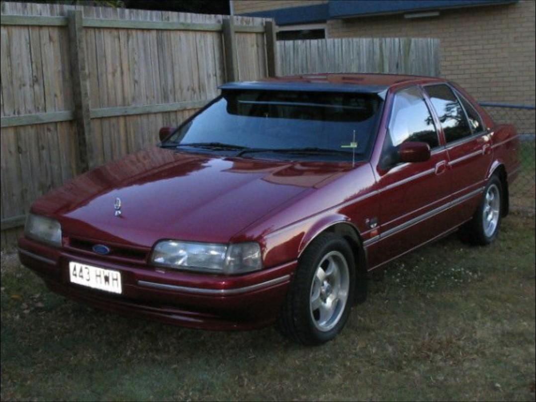1993 Ford EB Fairmont Ghia
