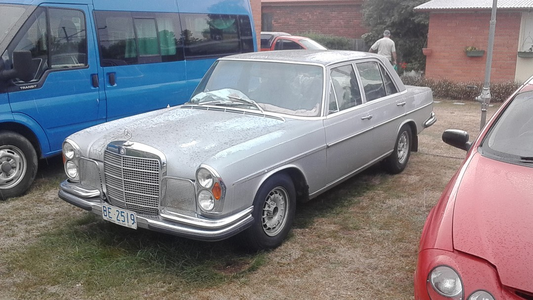 1972 Mercedes-Benz 280se 3.5