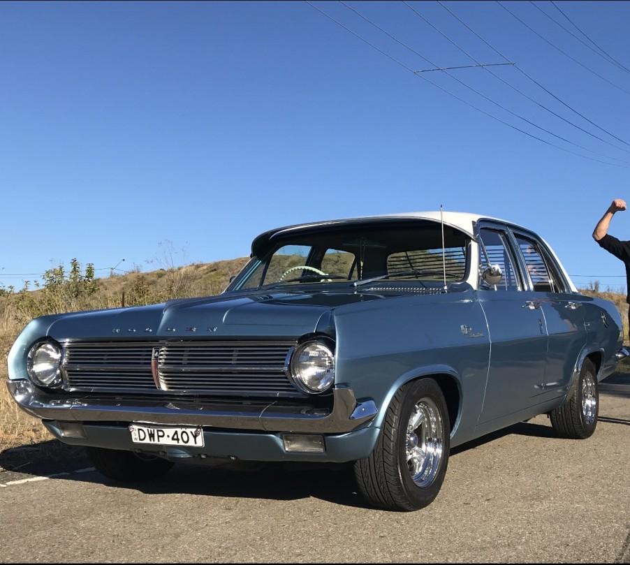 1965 Holden HD premier