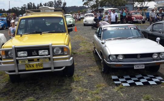 1985 Holden JACKAROO LS (4x4)