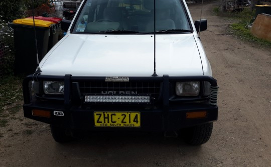 1994 Holden RODEO (4x4)