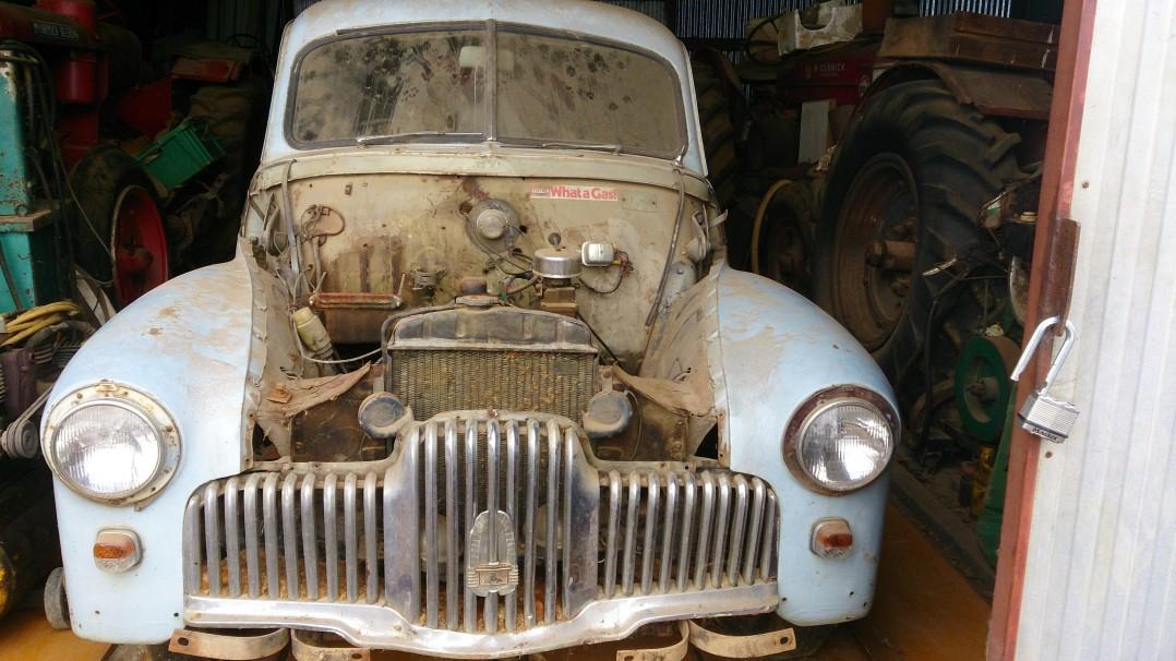 1951 Holden 48-215 (FX)