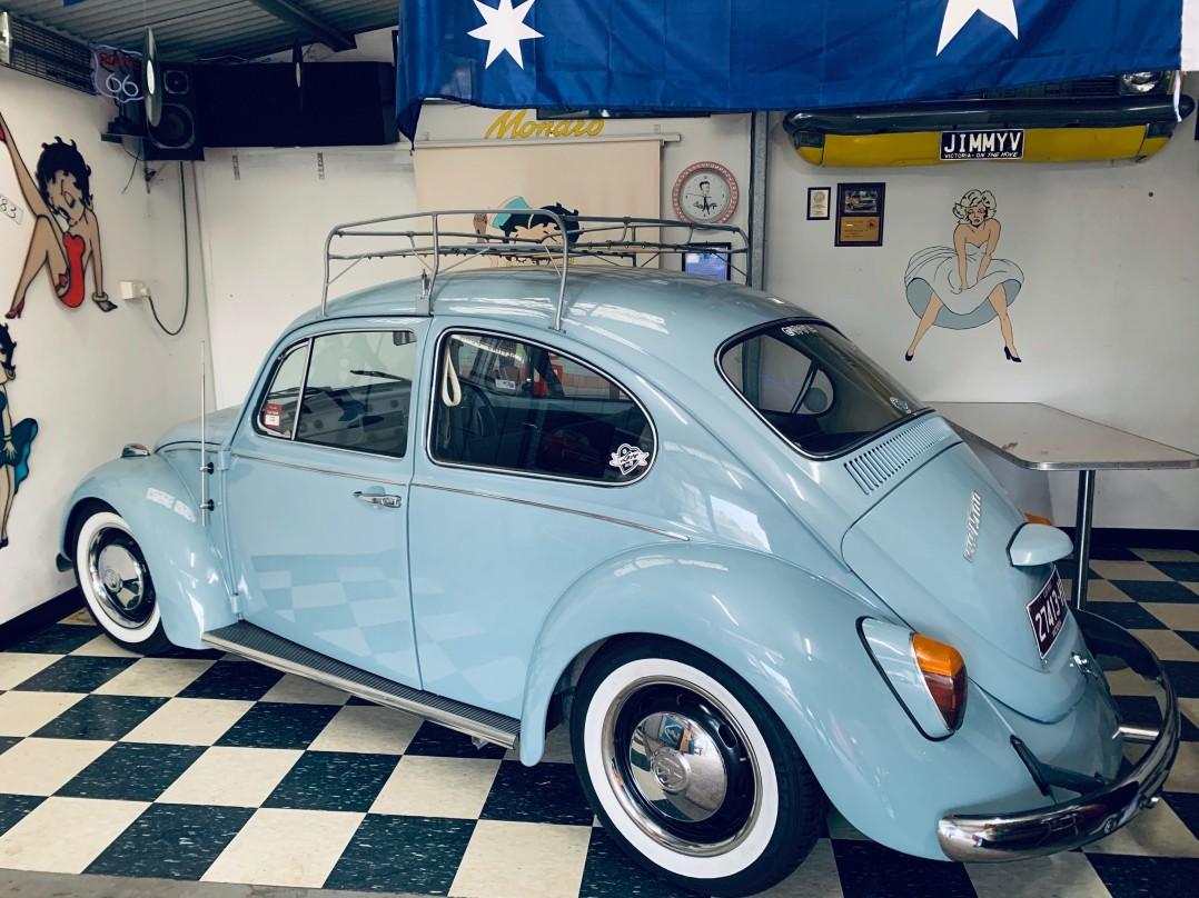 1968 Volkswagen 1500 (BEETLE)
