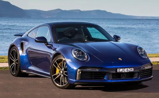 2020 Porsche 911 2.7