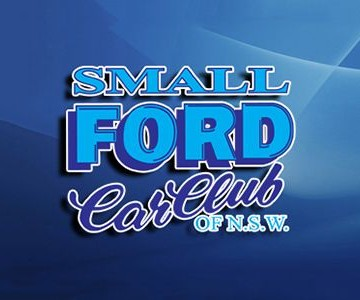 Small Ford Car Club of NSW