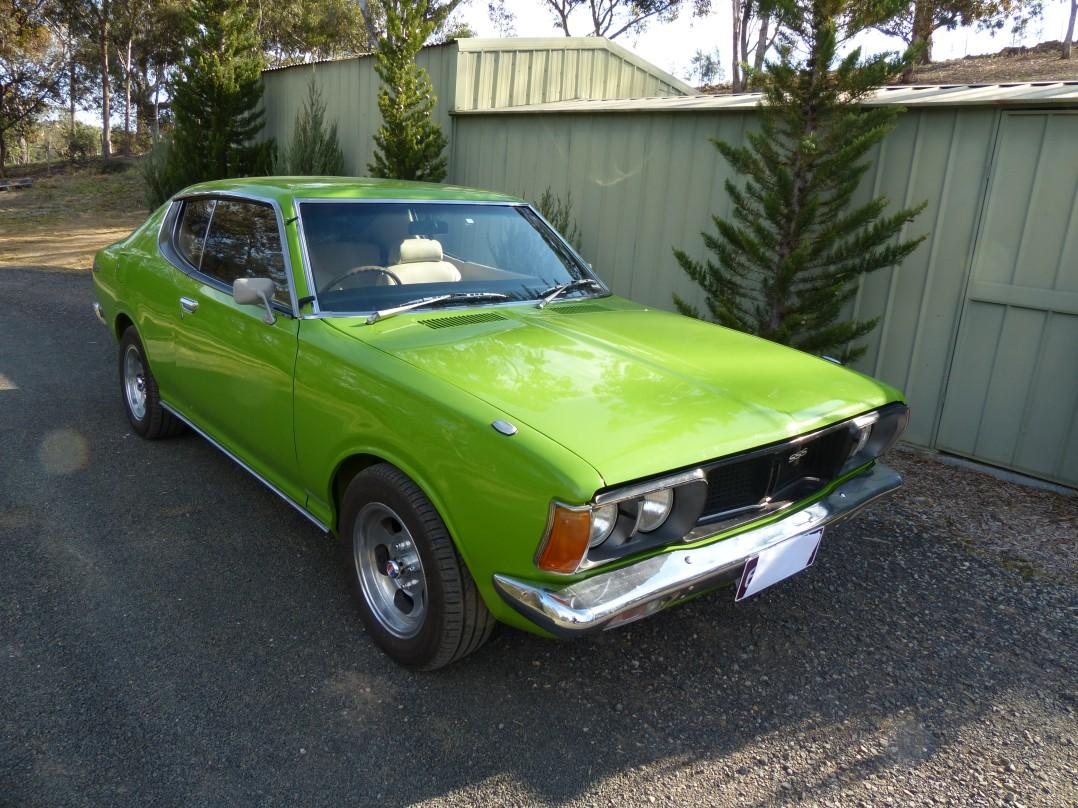 1976 Nissan 180B SSS