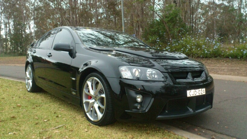 2008 Holden Special Vehicles CLUBSPORT R8