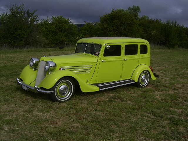 1934 Chrysler Airstream
