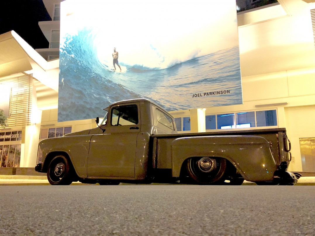 1956 Chevrolet 3100 stepside