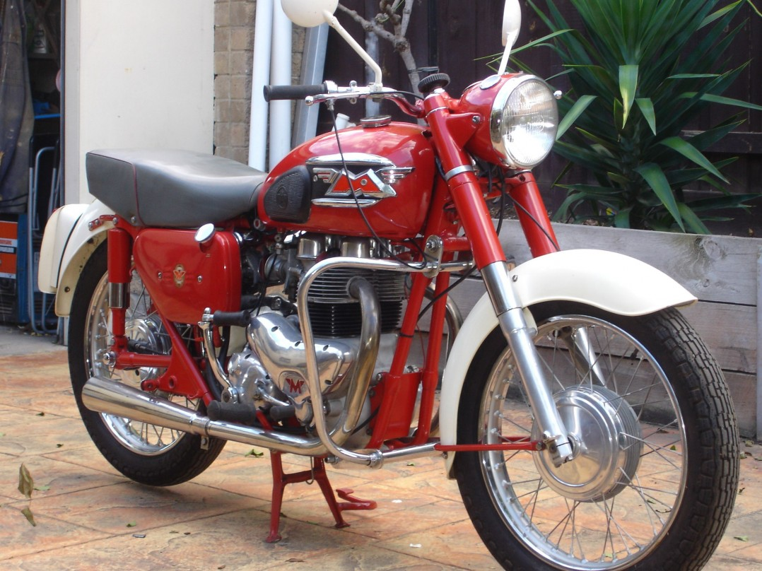 1962 Matchless G12