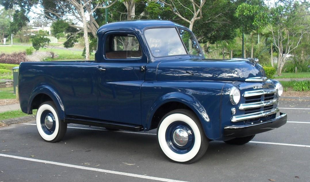 1952 Desoto 108B