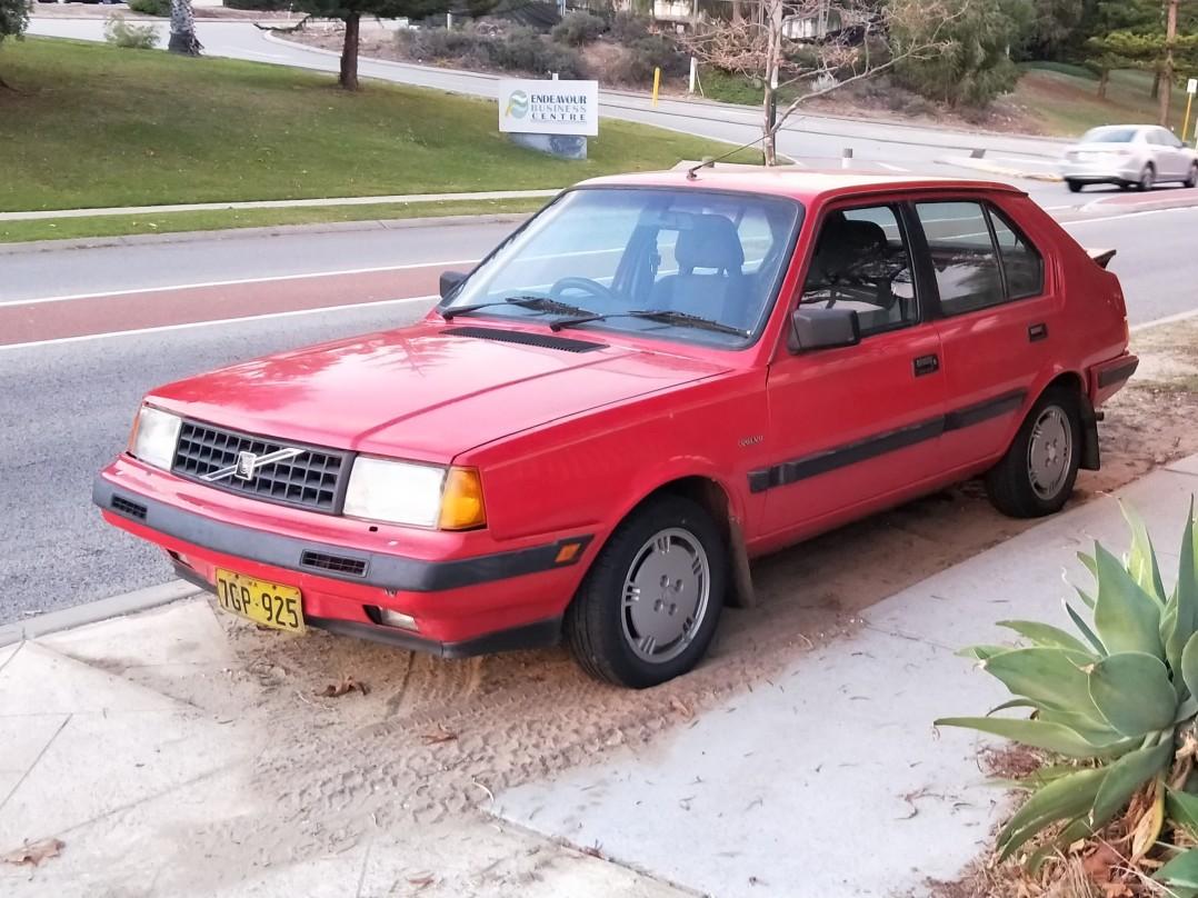 1986 Volvo 360 GLT