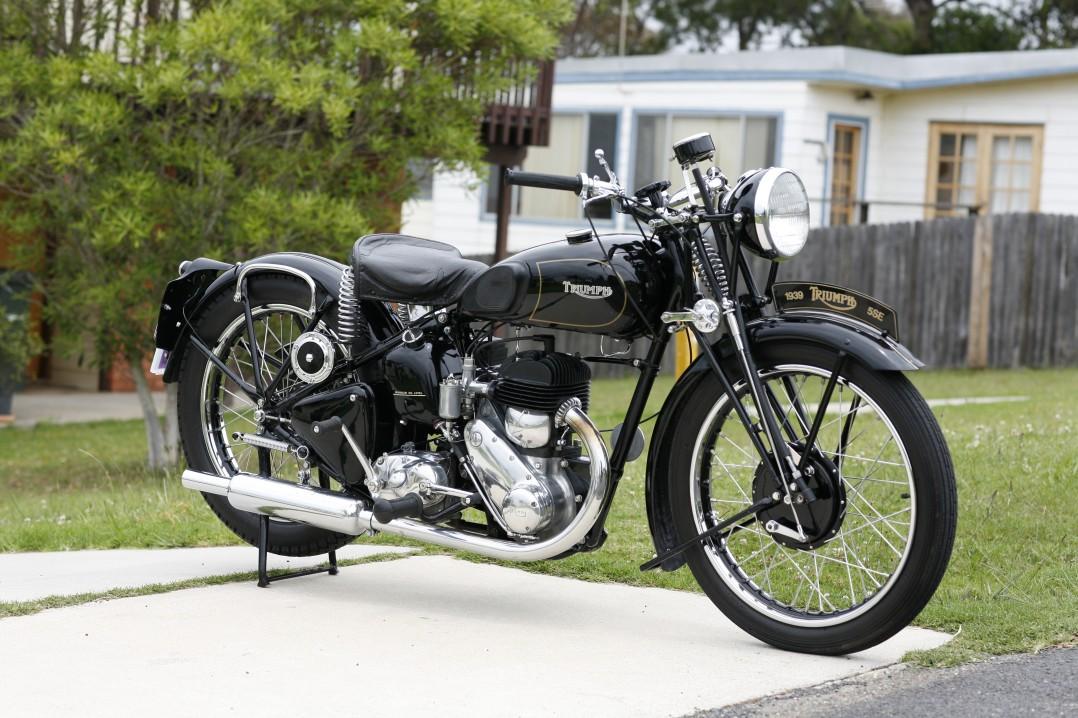 1939 Triumph 5se