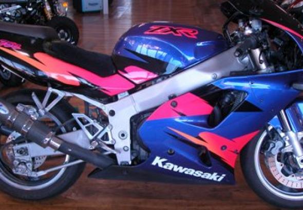1996 Kawasaki ZXR750
