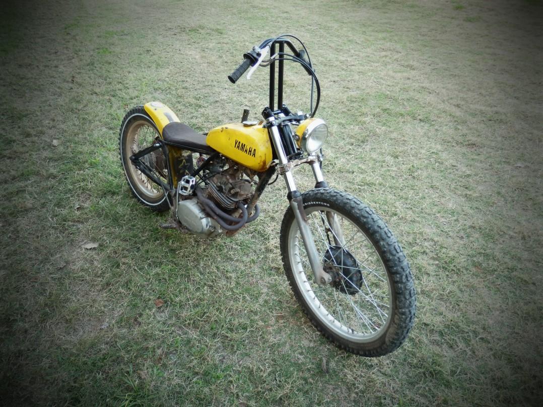 1979 Honda XL250