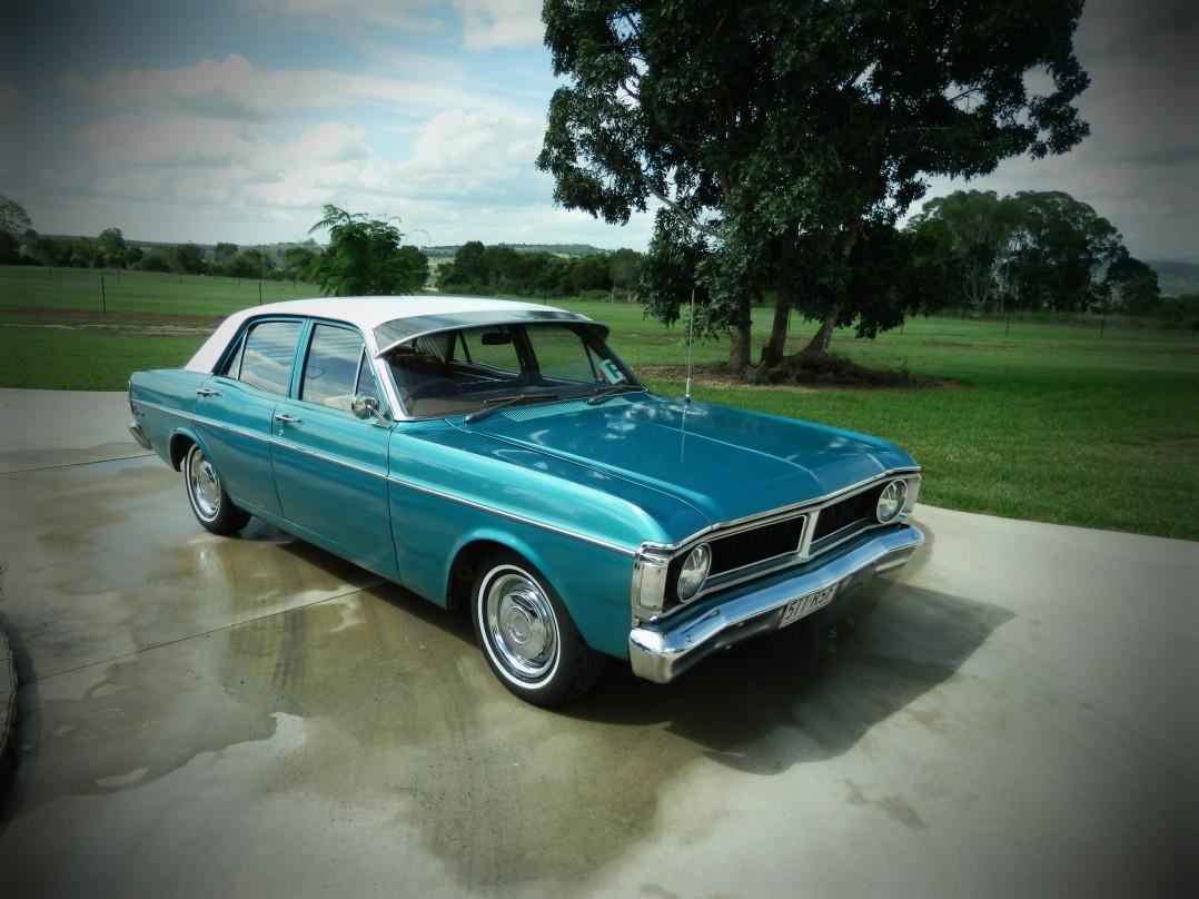 1971 Ford FALCON 500