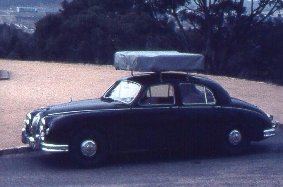 1964 Jaguar 2.4 litre MK 2