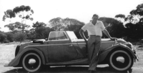 1954 Morgan PLUS FOUR