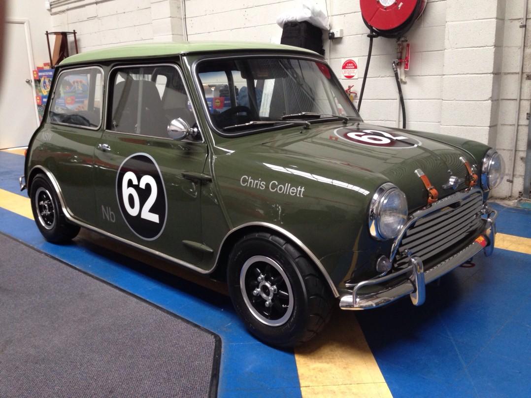 1964 Morris Cooper S