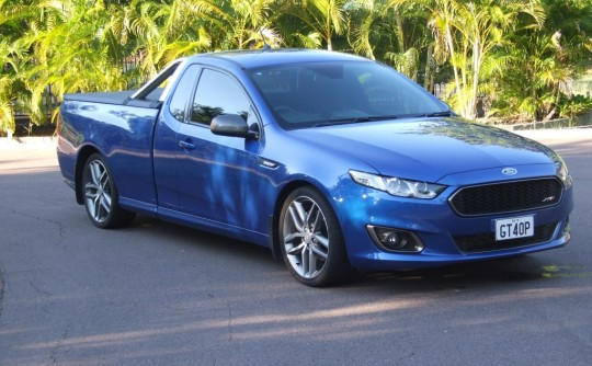2015 Ford FGX XR6 Turbo